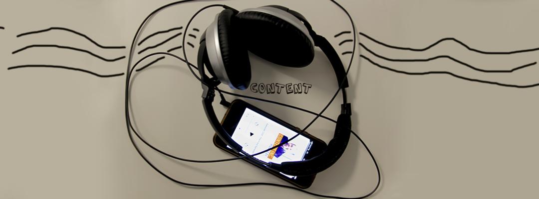 Content-tips i världsklass – rakt in i öronen