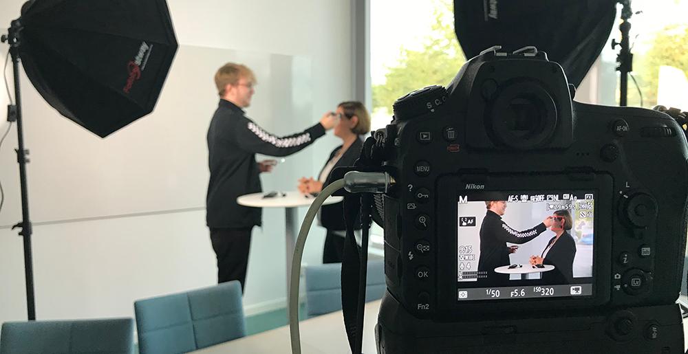 Filmad intervju – ett snabbt sätt att nå ut