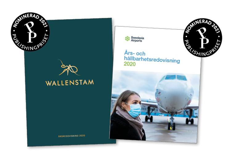 Två Newsroom-produktioner nominerade till Publishingpriset 2021